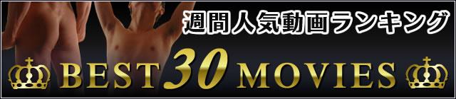 週間人気動画ランキングBEST30